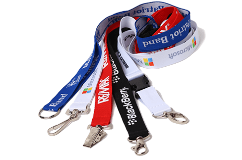 Multiple Lanyard Styles